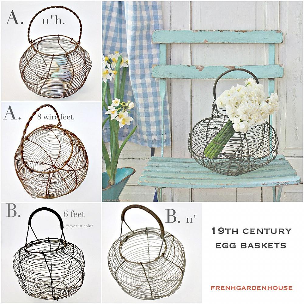 Attractive Wire Egg Basket Collection - Electrical Diagram Ideas ...