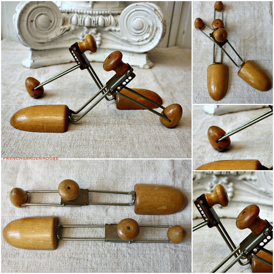 1940's Shoe Stretchers