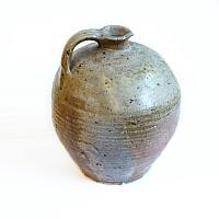 Antique French Olive or Nut Oil Jug