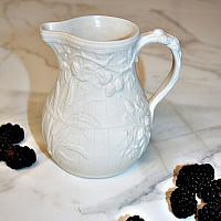 Antique Parian Small Jug
