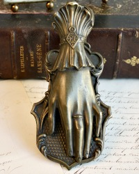 Antique English Hand Desk Clip Birmingham