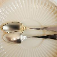 Sterling Silver Demitasse Spoon Set of 4