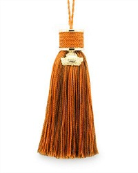 Luxury Bitter Orange Botanical Perfumed Tassel