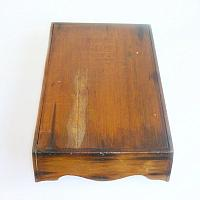 Exceptionally Fine Antique Cutlery Box Tray Hand Made