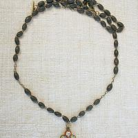 Antique Sacred Cross Necklace