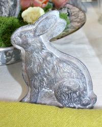 Silver Grey Small Rabbit