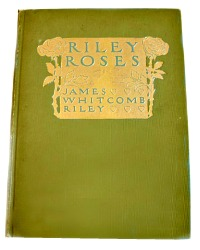Antique Riley Roses 1st Edition Howard Chandler Christy