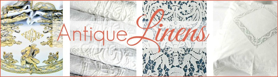 Antique & Vintage Linens