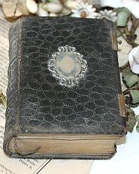 Antique French Missal Paroissien Romaine 1888