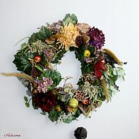 Luxurious Large Bourgogne Wreath