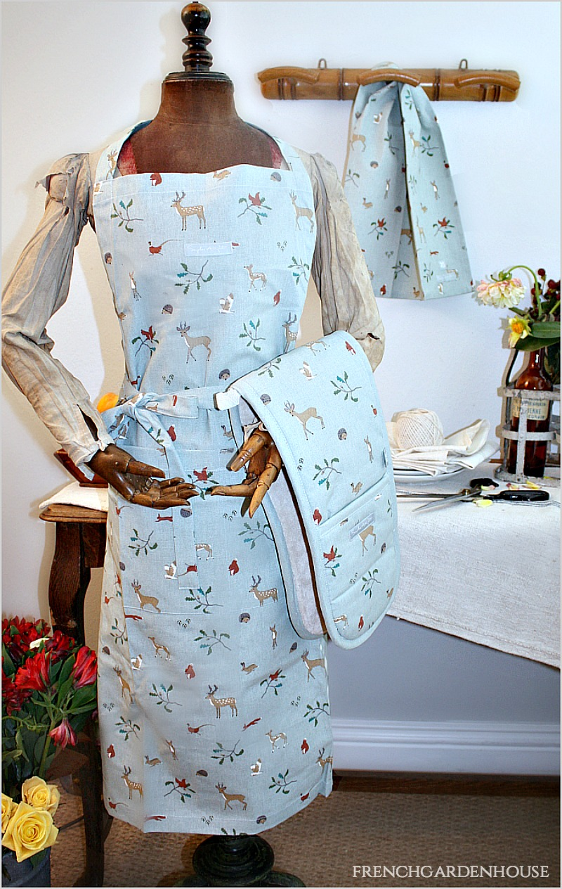 Country Woods Apron