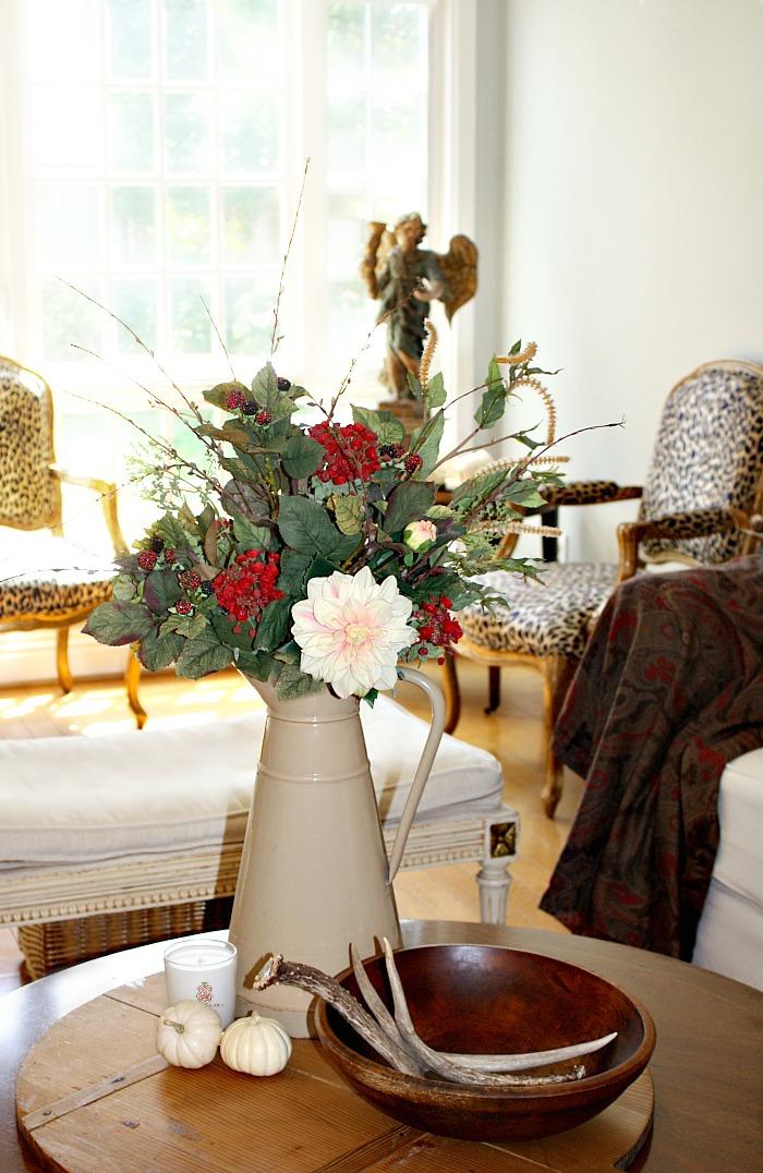 Woodland's Promise Bourgogne Gift Bouquet