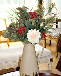 20% OFF-Autumn's Promise Bourgogne Gift Bouquet