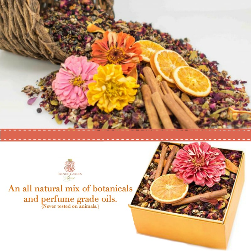 Luxury Bitter Orange Botanical Potpourri