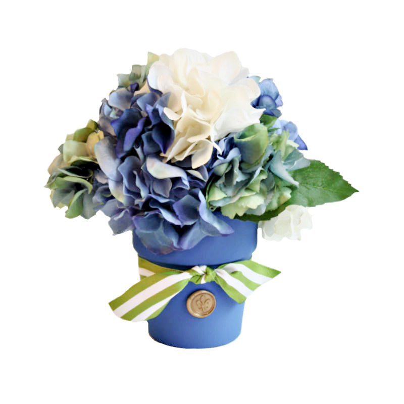 Blue Crush Hydrangea Bouquet