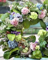Luxury Wreath Rochefort-en-Terre One of a Kind
