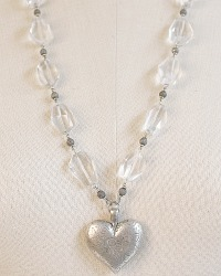 Georgia Hecht Close to Your Heart Charm Necklace