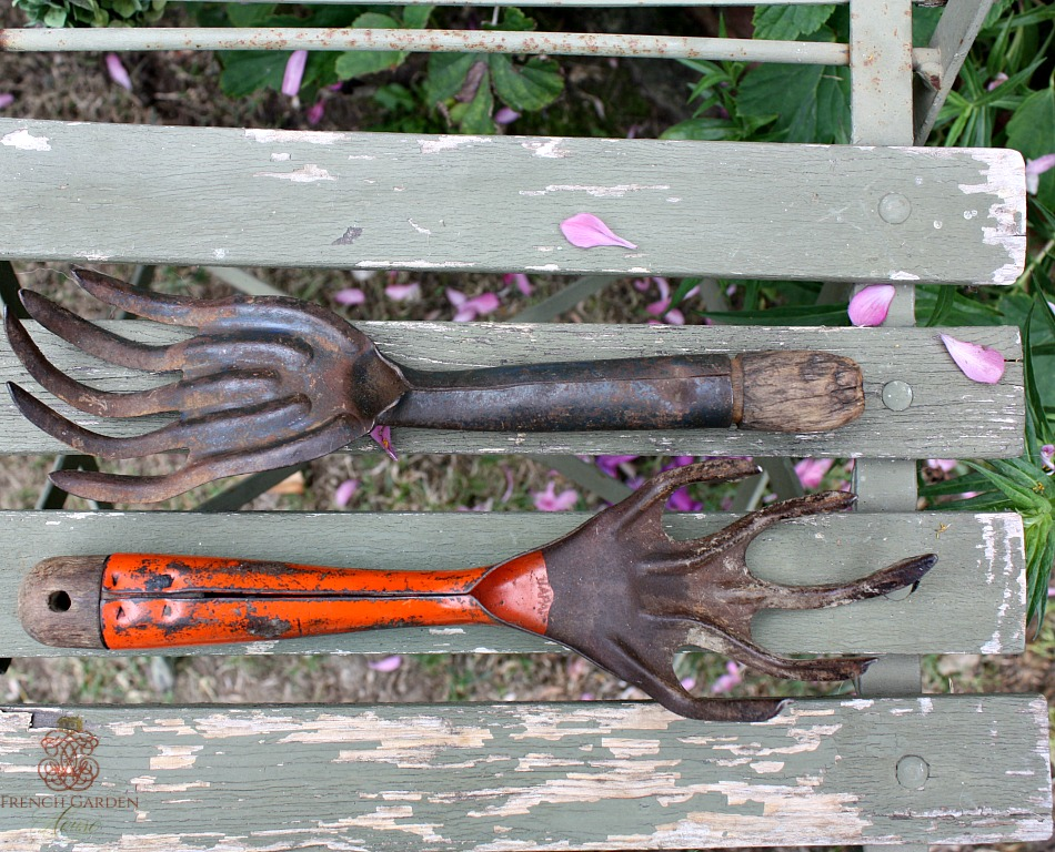 Vintage Hand Garden Soil Cultivator