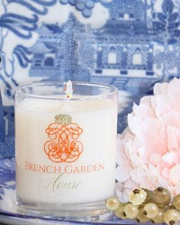 French Candle Country Currant Blanc