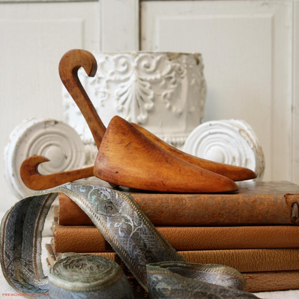 Antique Gentlemen's Shoe Form Stretchers