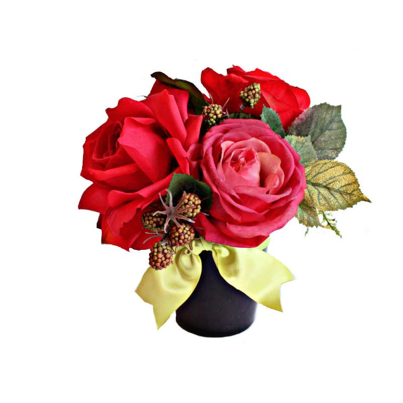 Dark Romance Rose Bouquet