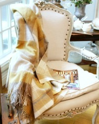 Luxury Lambswool Bronte Throw