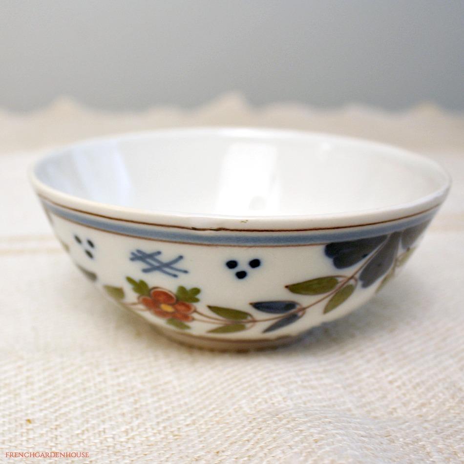 Tichelaar Polychrome Makkum Hand Painted Fine Bowl