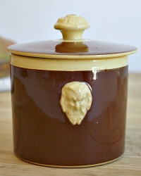 Antique French Foie Gras Steamer Pot