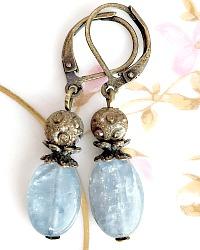 Glace Bleue Earrings