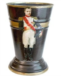 NEW! Limited Edition French Country Jardiniere Napoleon Noir