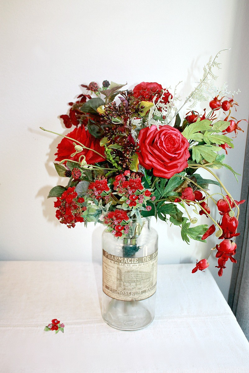 Love Is A Red Rose Bouquet