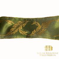 Bois de Boulogne French Wired Ribbon