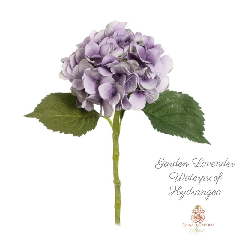 Hydrangea Stems Garden Lavender