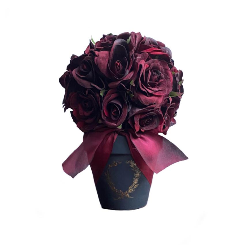 Parisian Rose Topiary