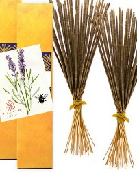 Luxury French Lavender Perfumed Burning Sticks