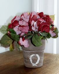 20% OFF-Country Garden Bourgogne Hydrangea Pot