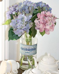 Hydrangea Stems Garden Dreams Bouquet