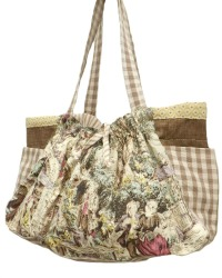 Nathalie Toile One of a Kind Tote Bag