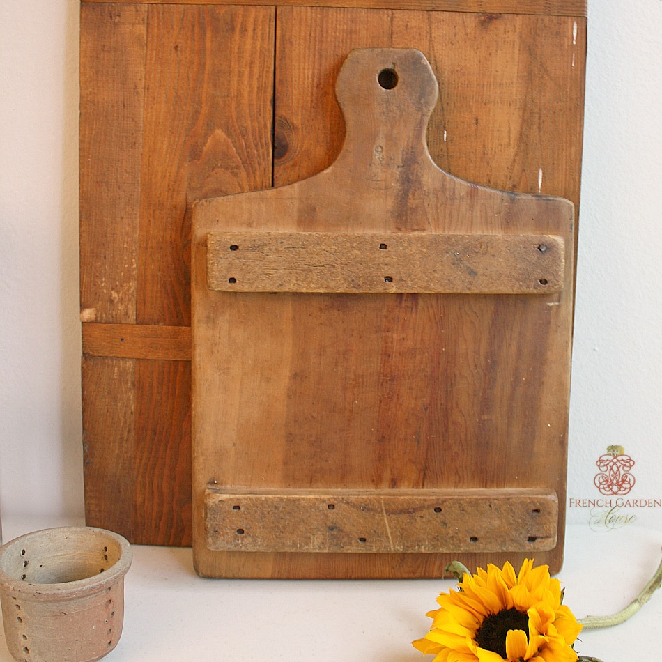 Antique French Country Cutting or Bread Board