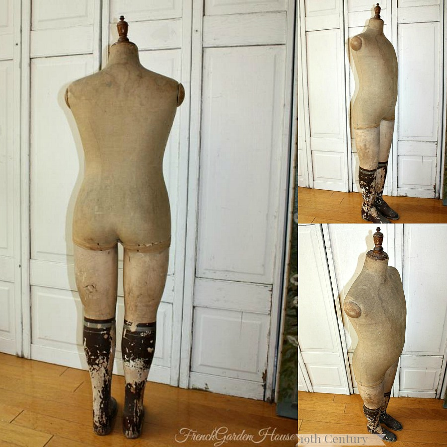 19th Century French Napoleon Mannequin