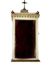19th Century French Religious Reliquary Altar Shrine