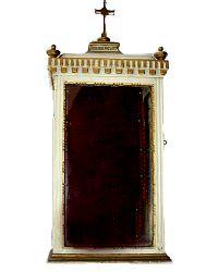 19th Century French Religious Reliquary Altar Shrine