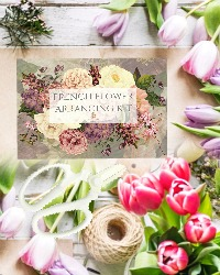 French Flower Arranging Kit