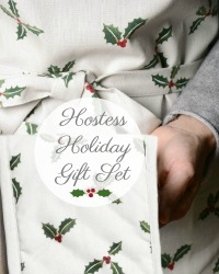 SALE Holiday Berries Hostess Gift Set