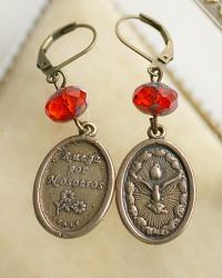 Georgia Hecht Holy Spirit Earrings