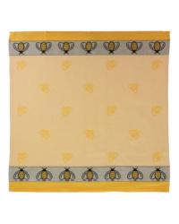 Jacquard Bee Towel