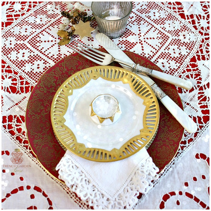 Royal Ivory KPM Porcelain Garnet & Gilt Dinner Plate Set of 11