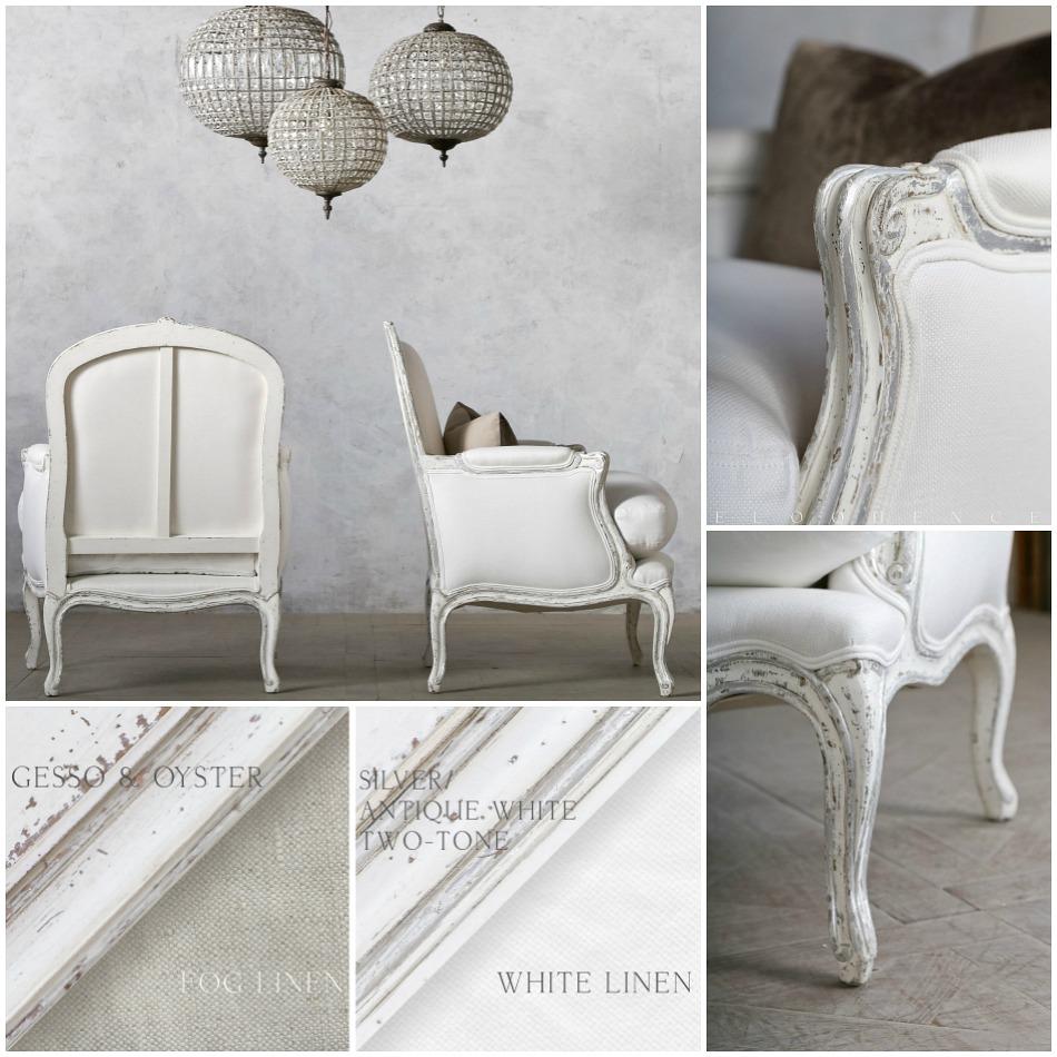 Eloquence La Belle Bergere Chair