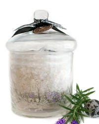 French Lavender & Rosemary Bath Ice Luxury Gift Set