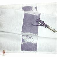 Lavender Linen Drawer Liner